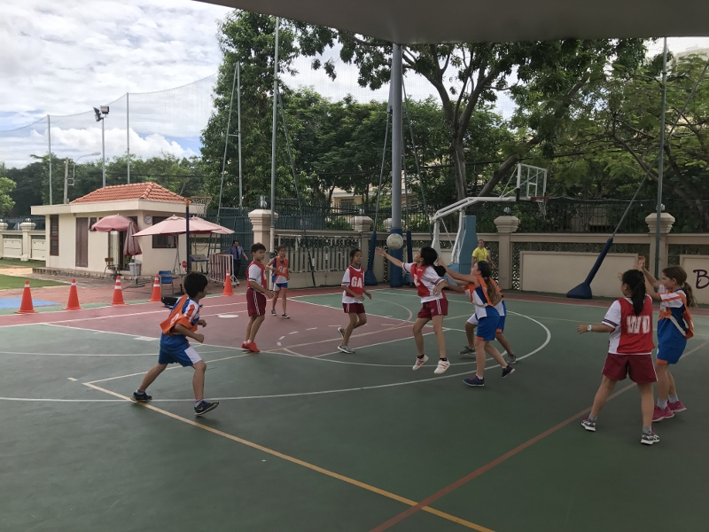 TX BIS HCMC Interschool Netball Tournament 2
