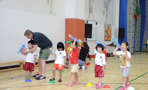 International Early Years School BVIS Hanoi Sports Day (3)