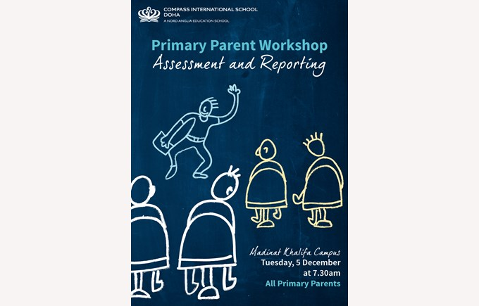 Parent Workshop: Assessment and Reporting