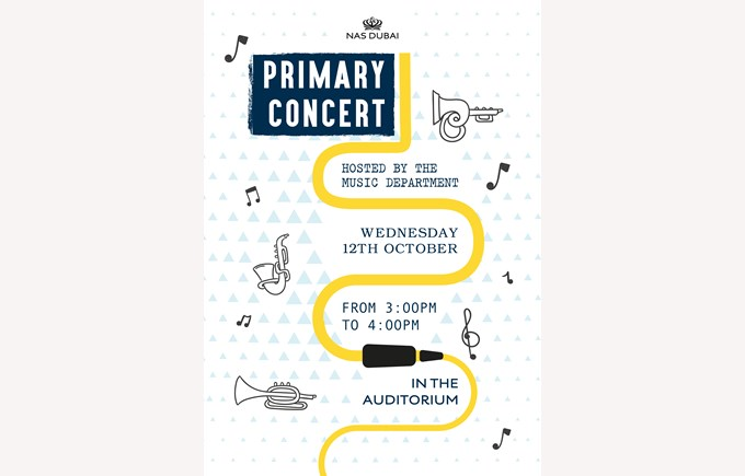 Primary Concert