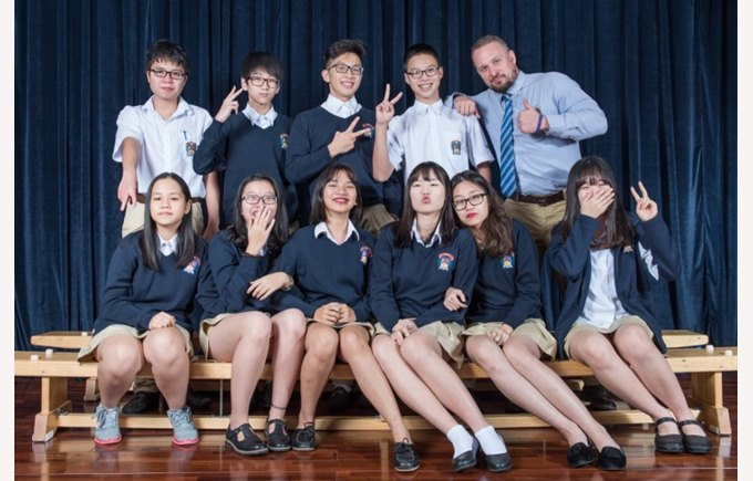 BVIS Year 11F 2015-2016