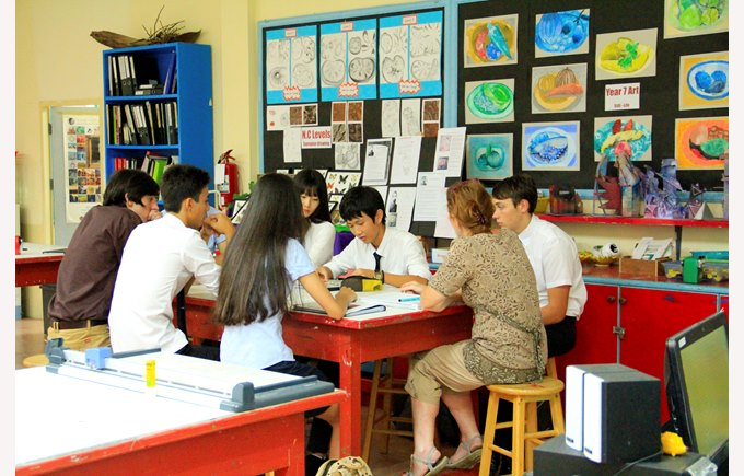 RISE - an English language programme in Pattaya
