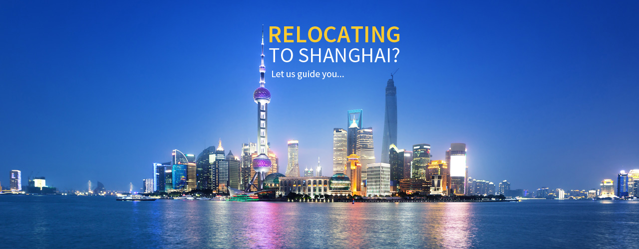 Shanghai City Guide Relocating