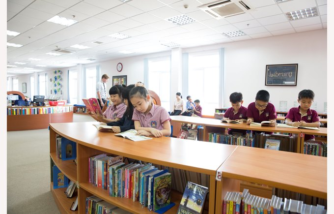British International School Hanoi Library