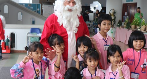 Christmas BISzaar 2019 | British International School HCMC
