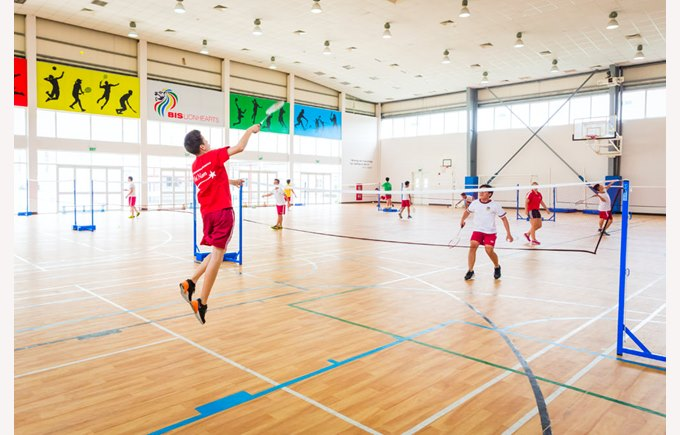 British International School Hanoi Sport Hall
