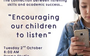 encouraging children to listen