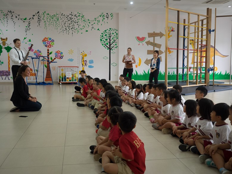 British International School Hanoi| Julliard