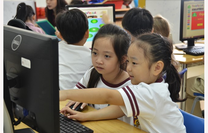 British International School Hanoi ICT computing