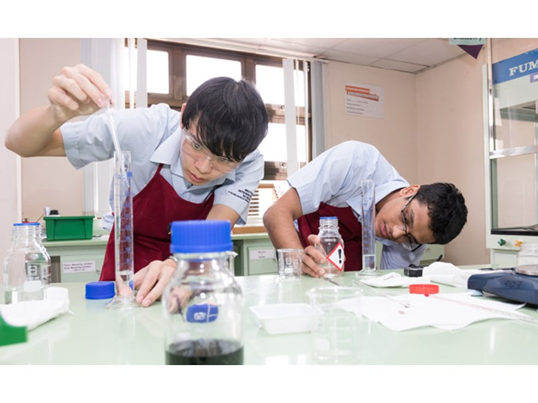 Chemistry Competition 18-6708