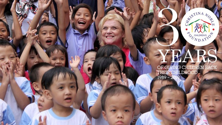 Christina Noble Children's Foundation (CNCF) - BIS HCMC