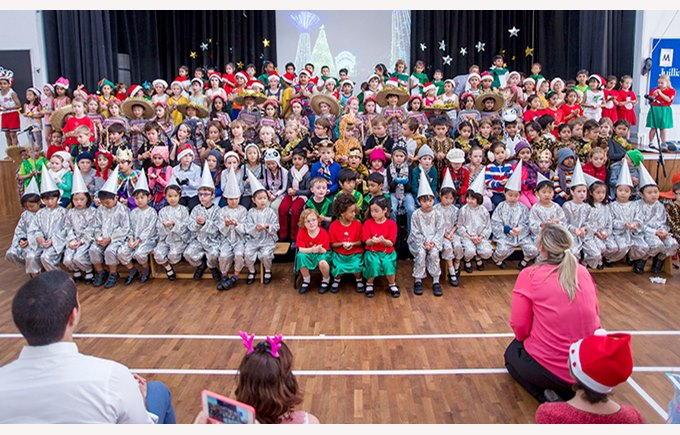 Lower Primary Christmas Concert