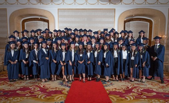 IBDP Results from BIS HCMC 2017 Graduating class