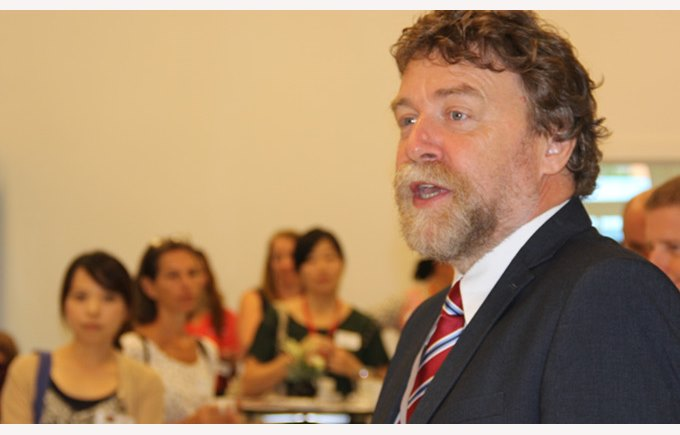 Iain Blaikie, Principal | Regents International School Pattaya