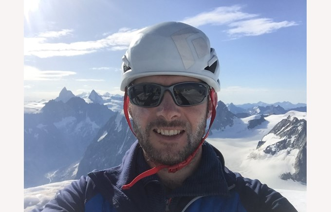 David Wall, Head of Expeditions