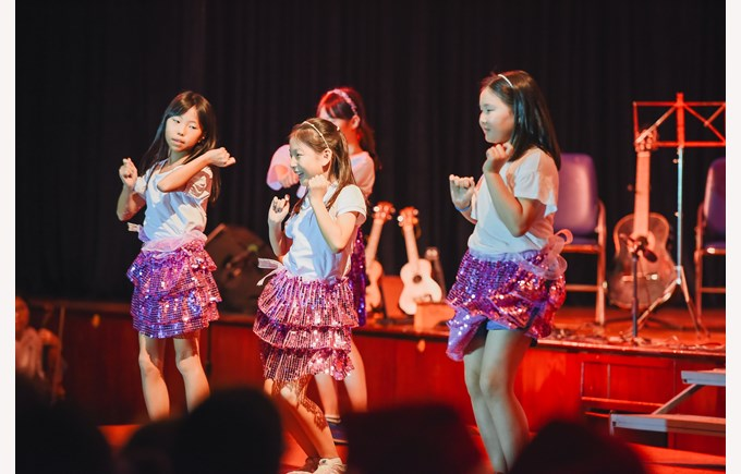British International School Hanoi performing arts