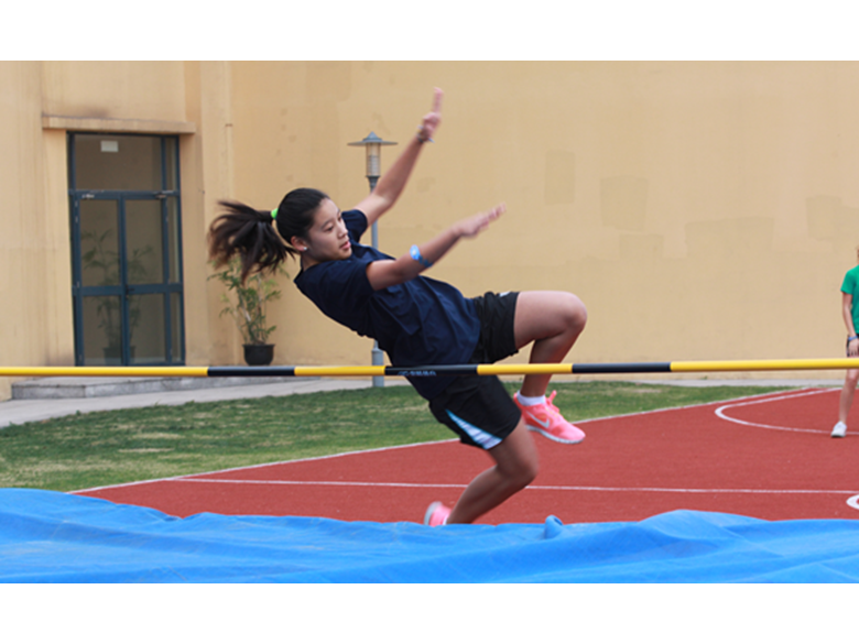 Yr 9 and 10 Sports Day at the British International School Shanghai Puxi