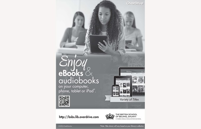ebook Student Flyer
