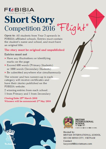 FOBISIA Short Story Competition