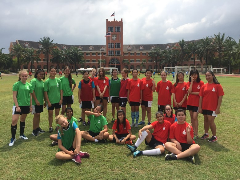 Secondary inter-house football