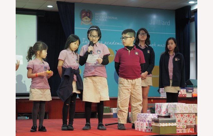 British International School Hanoi - Student Council