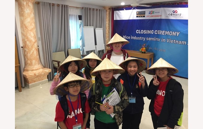 British International School Hanoi - Hoi An trip