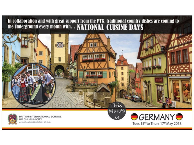 National Cuisine Day - Germany