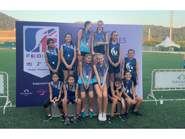 Dover Court International School Singapore, FOBISIA U13 Games