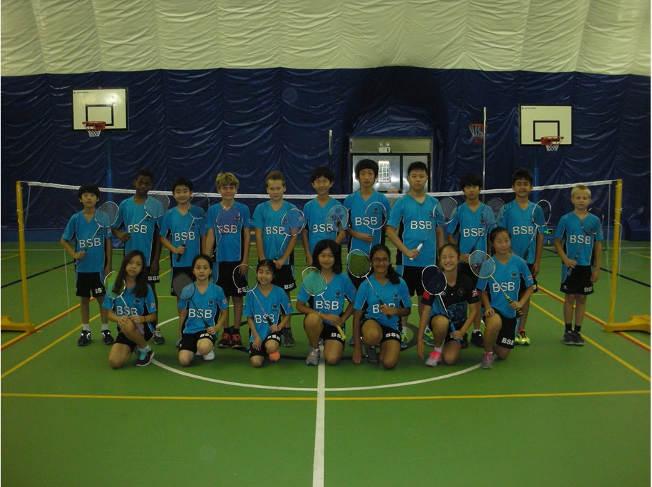 U14 Boys and Girls Badminton