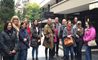 The British International School Shanghai, Puxi PTA New Parent Tour visits the French Concession