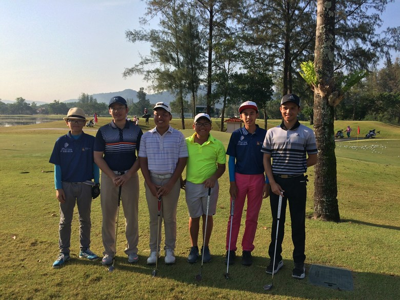 BIS Hanoi Golf Tournament