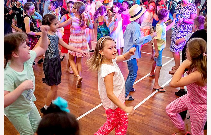 Year End School Discos