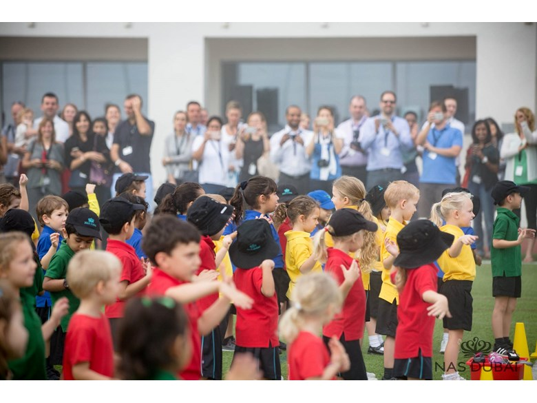 Reception Sports Day