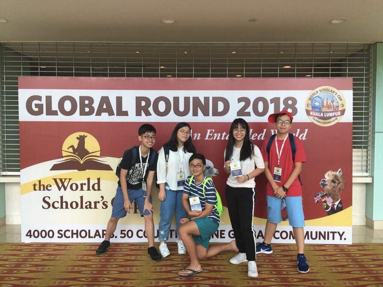 World scholar's cup 2018