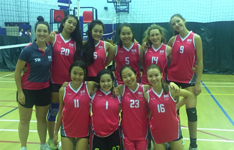 U19A volleyball city championships