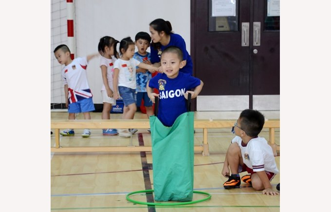 International Early Years School BVIS Sports Day (2)