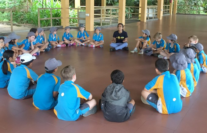Year 3 Residential Trip to the Zoo