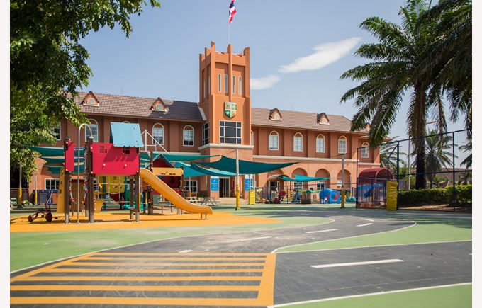 Early Primary School | Regents International School Pattaya