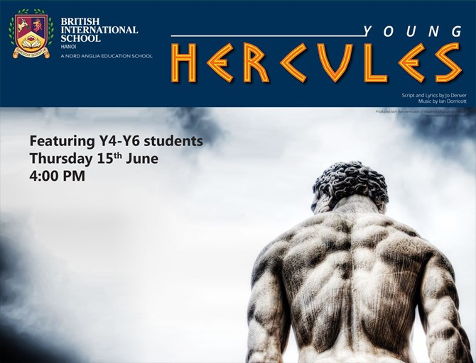 British International School Hanoi - Hercules