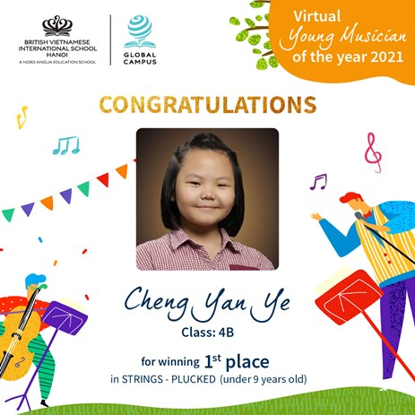 Virtual Young Musician of the Year