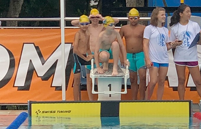 Junior ACSIS Swim Meet vs UWC