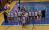 Students from the British International School Shanghai, Puxi at the ACAMIS end of season Volleyball tournament