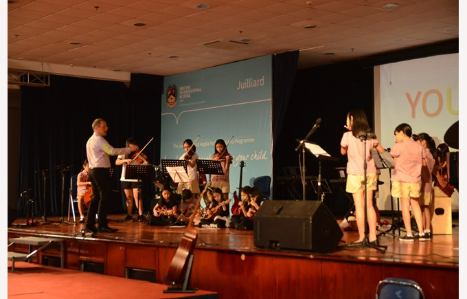 Britist International School Hanoi - the Juilliard