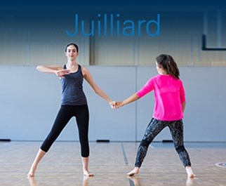 Juilliard Sign Post
