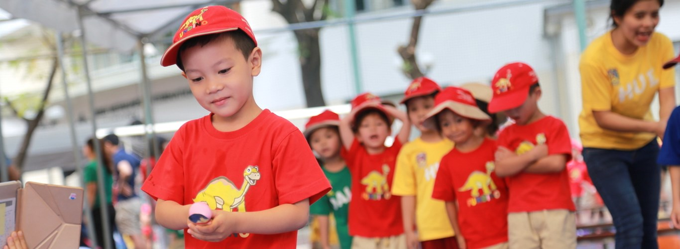EYFS Sports Morning | BVIS HCMC