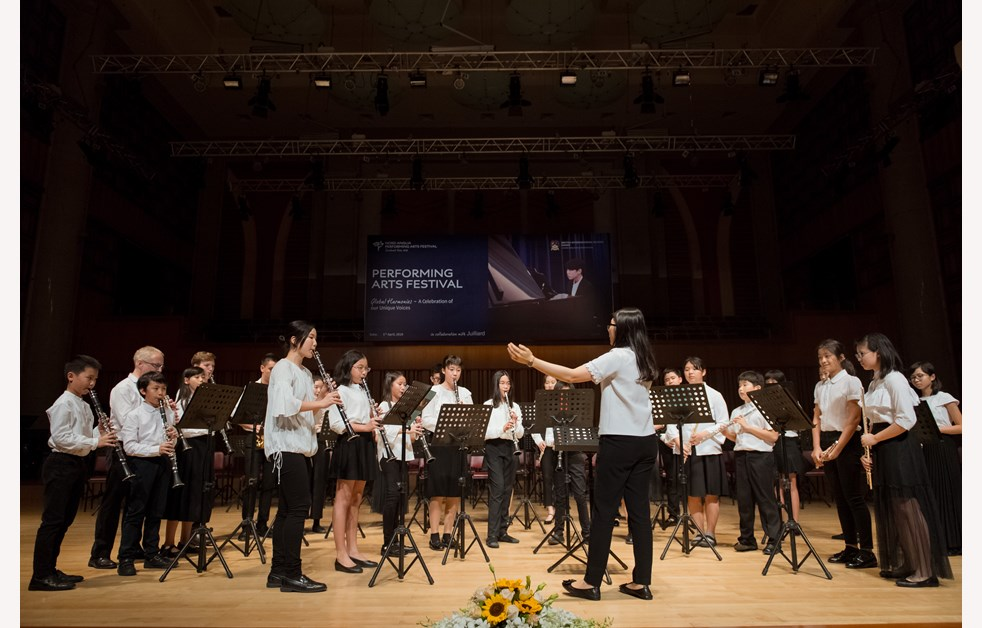 BIS Hanoi hosts Performing Arts Festival in collaboration