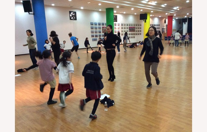 British International School Hanoi - Fitness
