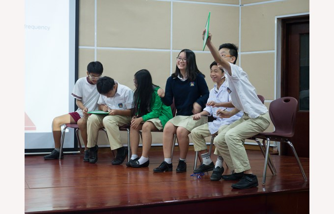 British International School Hanoi| Year 7 work share
