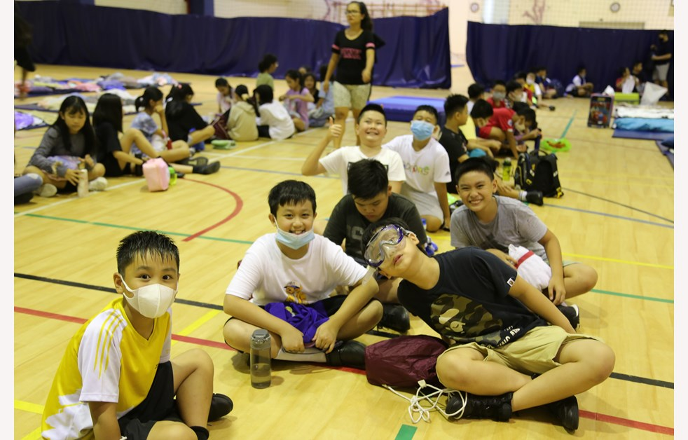 BVIS HCMC Year 6 Sleepover (5)