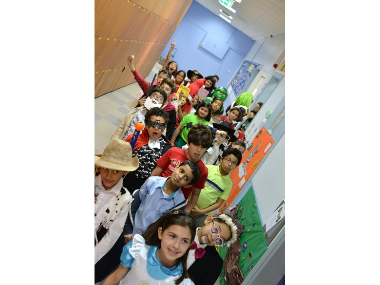 MK Book Week 2018 Primary Parade